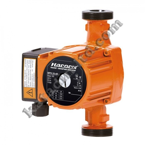 "Circulating pumps with ""wet"" rotor BPS 25-4S"