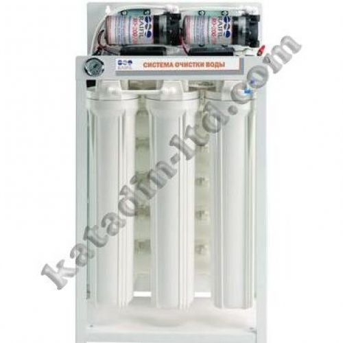 Elevated performance reverse osmosis system RО-288-220 EZ